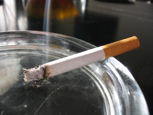 second hand smoke is just as bad as smoking and can give you lung cancer