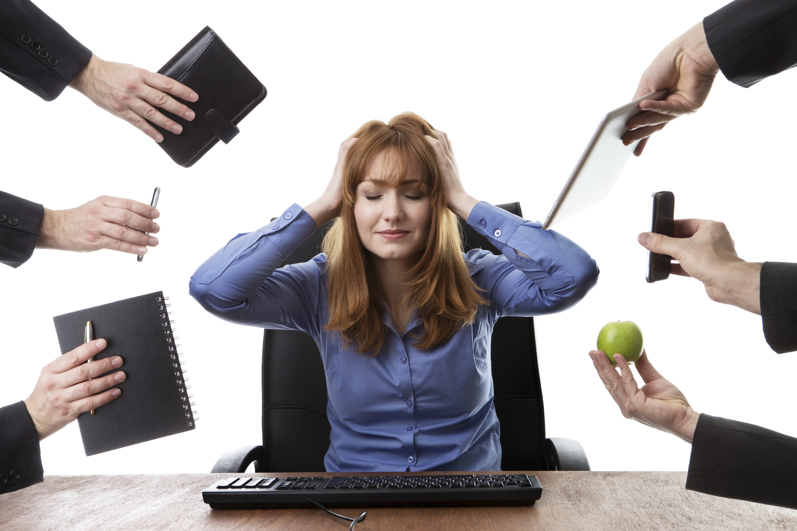 stress and burn out Increased illness: because chronic stress depletes and weakens one's body, burnout victims are more vulnerable to infections, colds, flus, and other immune system disorders the worse the burnout.
