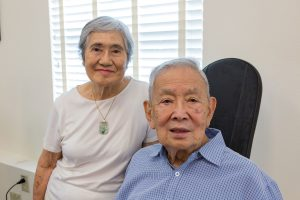 Dr. Ching has spent the past year rehabilitating from a stroke at Hawthorne Village of Brandon. Without the fine care he received there, he may not have regained the independence he now enjoys.
