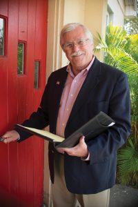 After a stroke, Charles Wilson completes the acute stroke rehabilitation program at HealthSouth Treasure Coast Rehabilitation Hospital in Vero Beach.