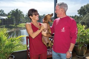 "Debra and Walter ""Ken"" Ruyle were treated with bio-natural hormone replacement therapy (BHRT) at Infinity Medical Institute in Tampa."