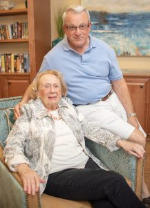 Jeff Breiter, MD, chose Sabal Palms Assisted Living & Memory Care for his mother.