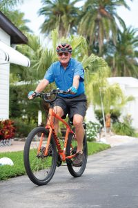 Dr. Harold Cordner of Florida Pain Management Associates in Vero Beach treated George Niemann's spinal stenosis with spinal decompression using the Vertiflex® Superion® Interspinous Spacer System.