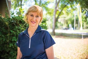 Terri Beer found relief from back pain caused by a bulging spinal disc, thanks to spinal decompression therapy with the DRX 9000 decompression system at DeLand Chiropractic & Spinal Decompression. To protect her back even more, Terri enrolled in the clinic's Ideal Protein® weight-loss plan. She lost 30 pounds, taking significant strain off her lower back.