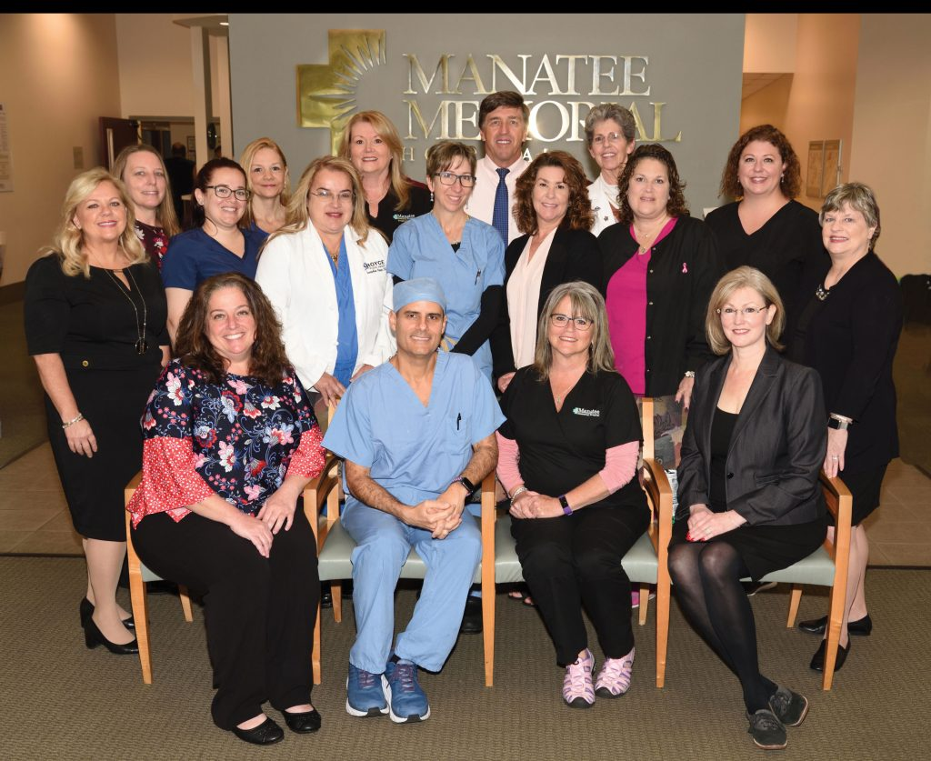 Photo by Manatee Memorial Hospital Breast Care Center.