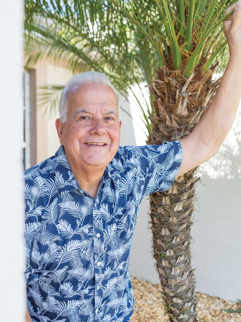 Background: Dr. Jaya Kumar at Florida Retina Institute in Lady Lake, Mount Dora and Clermont, treated Gary Bunch for diabetic retinopathy using injections and laser therapy.