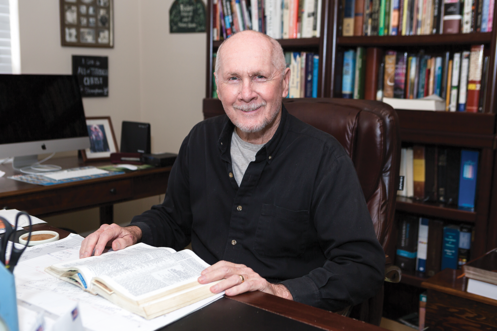William Dargan gained independence from glasses following cataract surgery by Dr. Craig Berger at Bay Area Eye Institute in Tamps. Dr. Berger replaced William's cloudy natural lenses with PanOptix trifocal intraocular lens implants.
