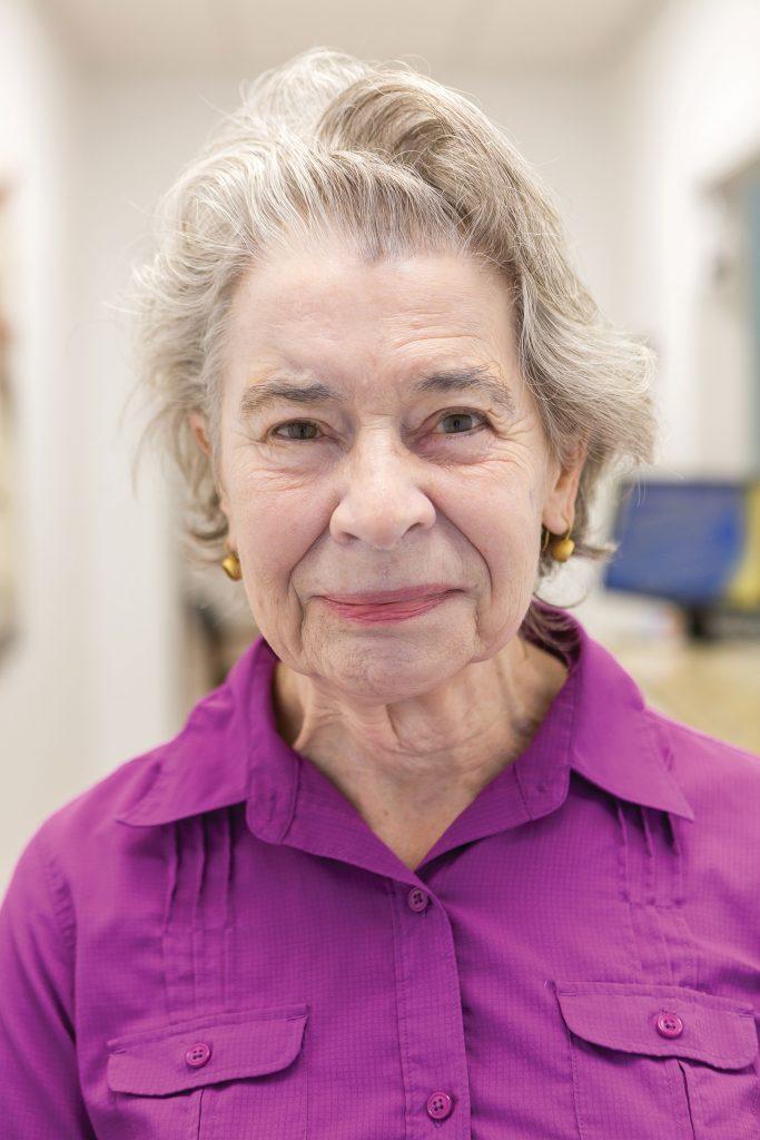 headshot of Lillian Miller