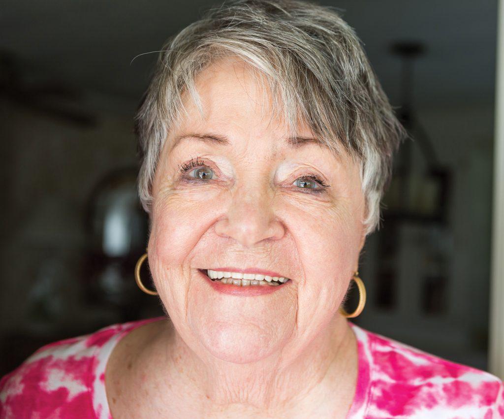 Headshot of Betty Sickle